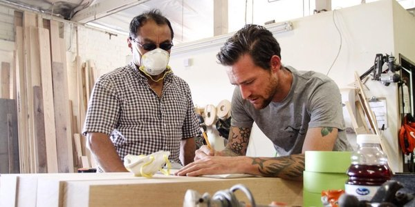 Building the Dream | Meet Furniture Designer Cooper Reynolds Gross