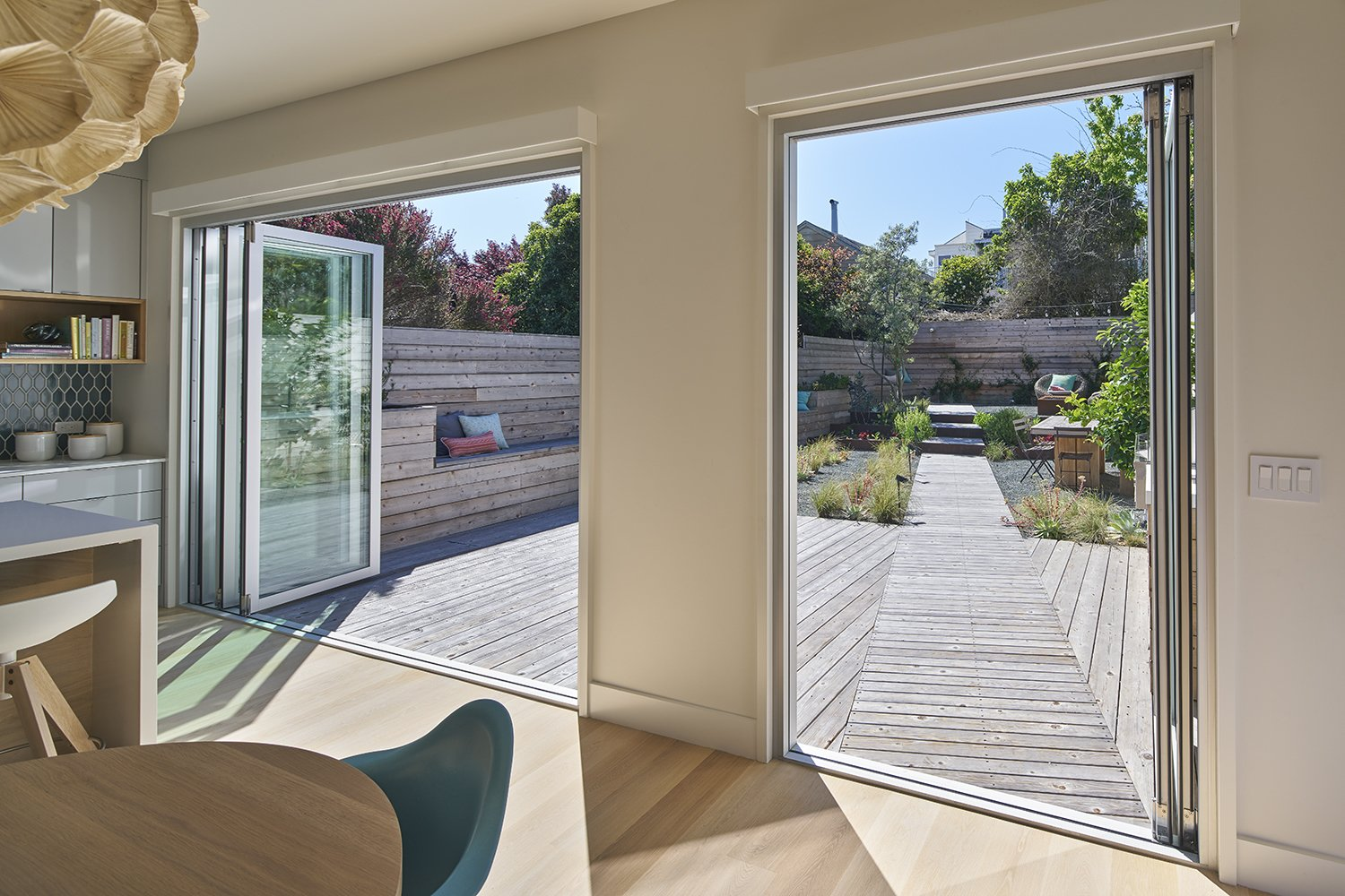 Doors and Exterior  Randall Street by YAMAMAR Design