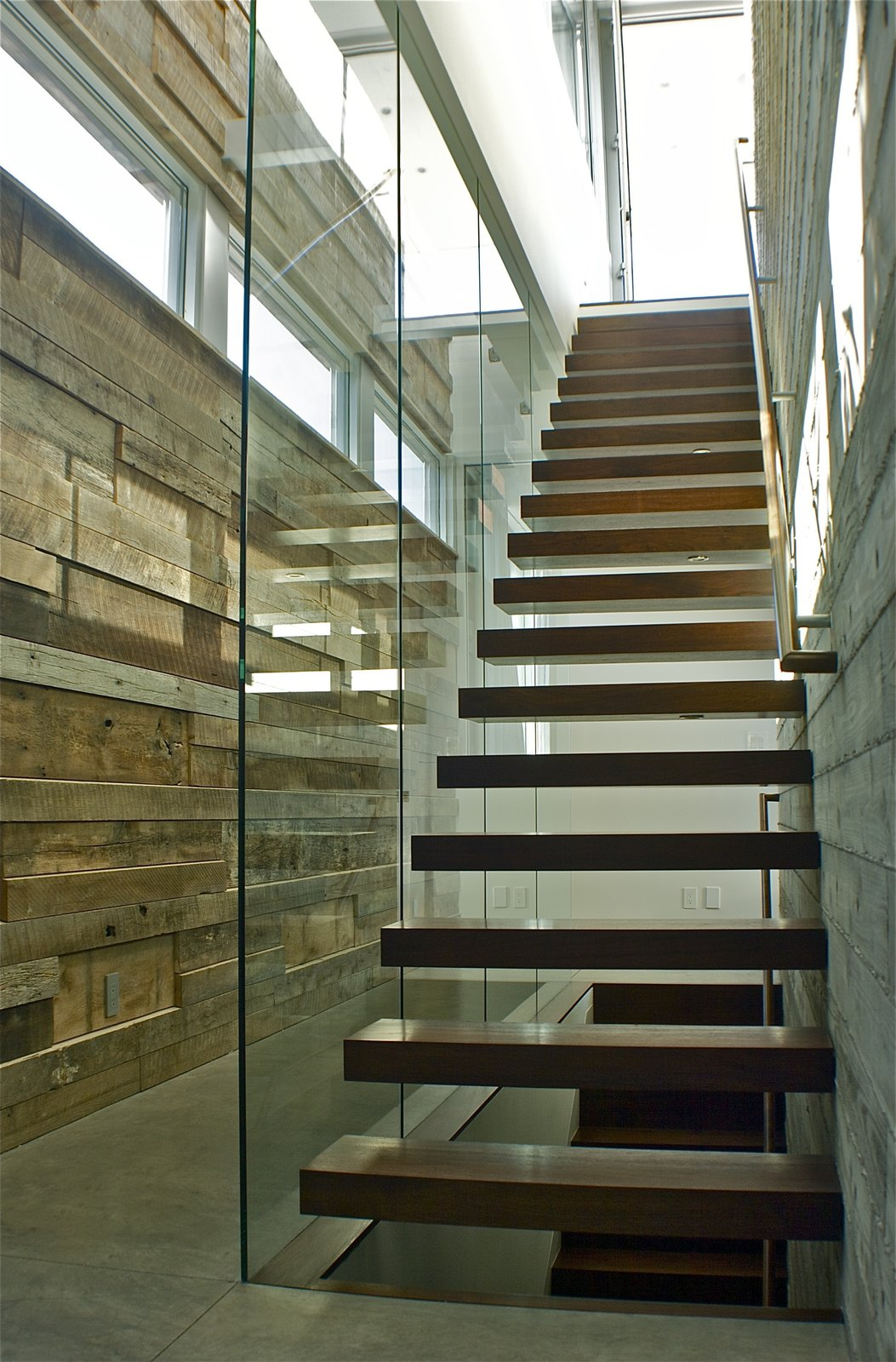 Stair  Manhattan Beach Residence
