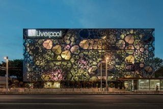 """Thinking Outside The """"Big Box"""" At Liverpool Insurgentes, Mexico City"""