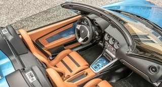 Alfa Romeo Disco Volante Spider Concept by Carrozzeria Touring Superleggera ... one fine form - Photo 1 of 1 -