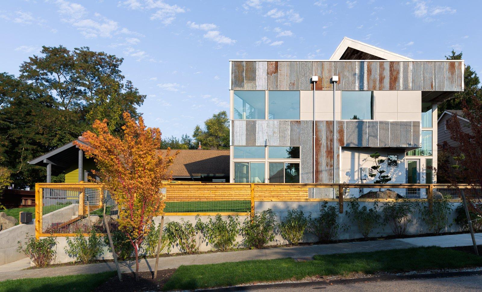 Net Zero Concept & Designs from Architecture Spotlight #50 | Reclaimed Modern by Dwell Development | Seattle, WA