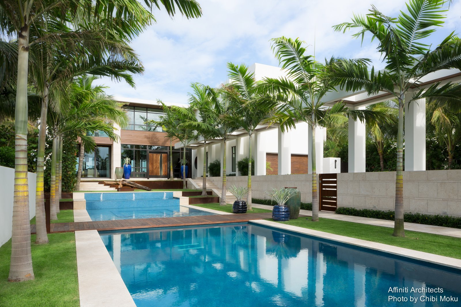 Architecture Spotlight #87 | Courtyard Contemporary by Affiniti Architects | Ft. Lauderdale, FL