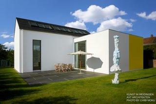 German Architecture Design #95 | Kunst in Weidingen by Axt Architekten | Weidingen, Germany