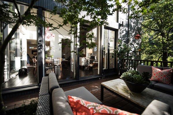 Deck  Acevedo-Mudd House