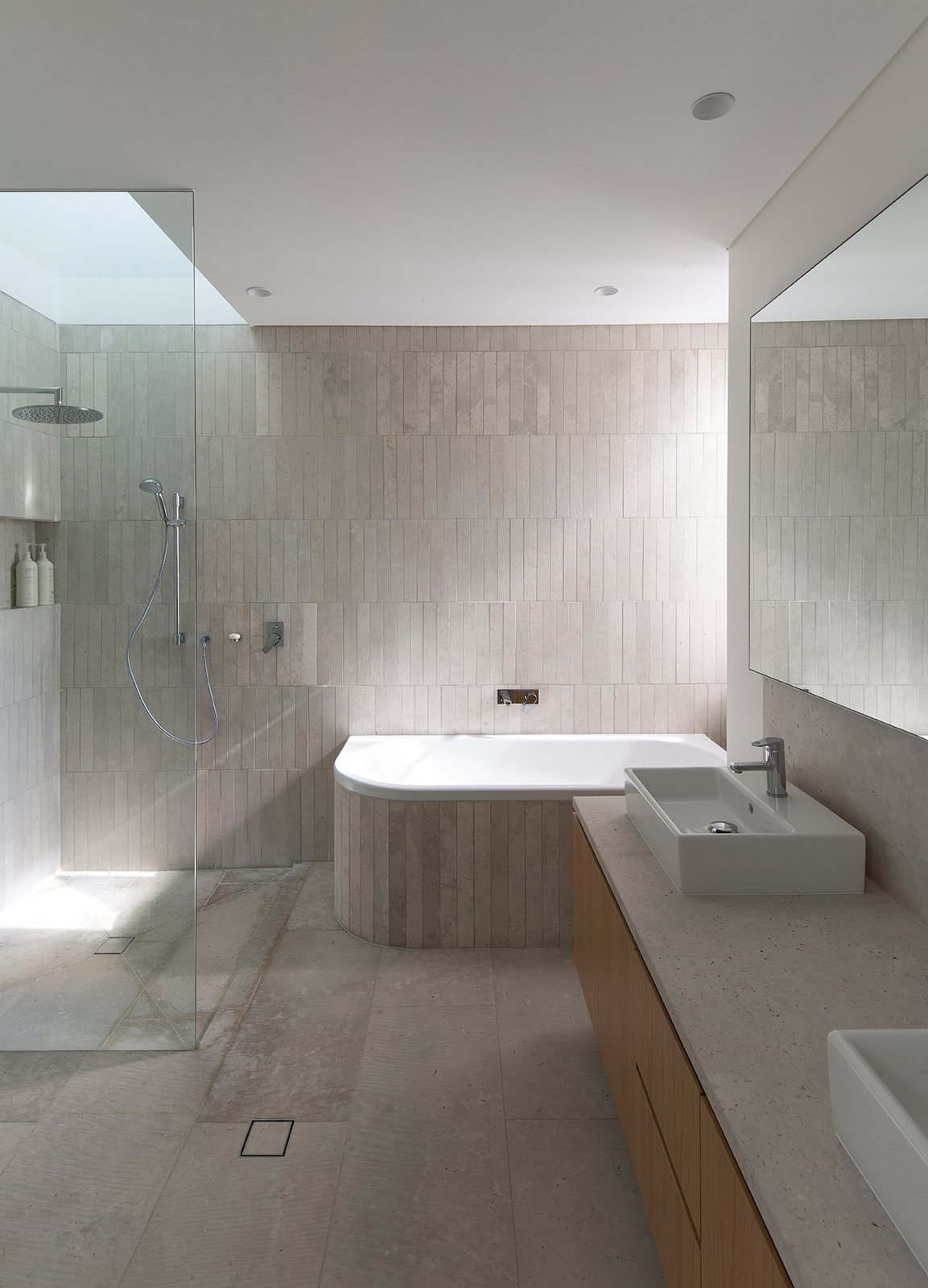 Bath and Stone  Best Bath Stone Photos from Woollahra Residence II