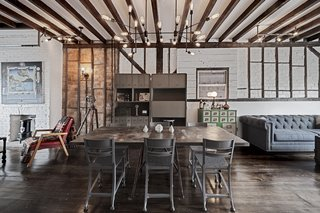 Williamsburg's Western-style Lodge Unites Traveling Creatives - Photo 1 of 7 -
