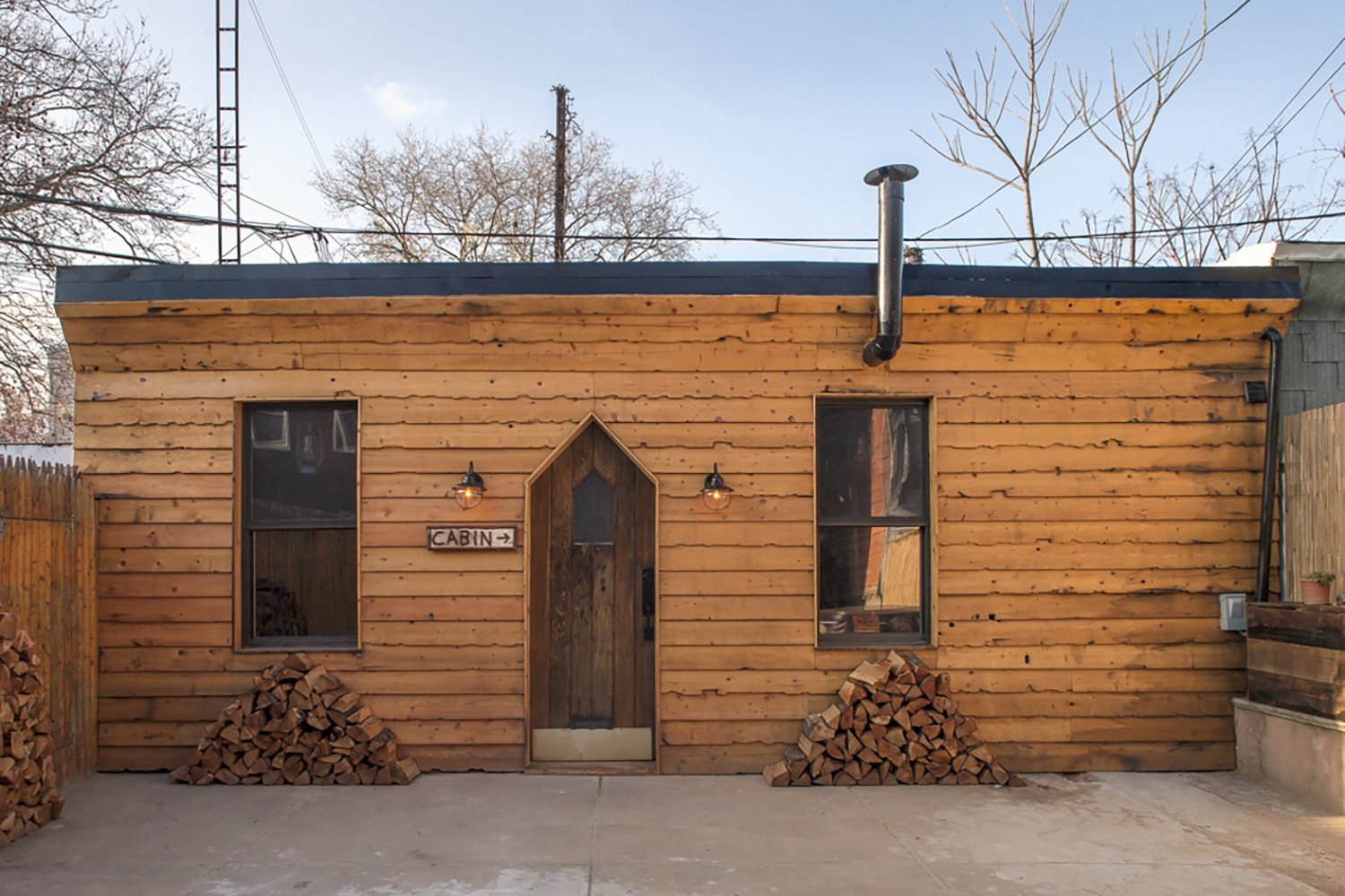 Photo 3 of 8 in Williamsburg's Western-style Lodge Unites Traveling Creatives
