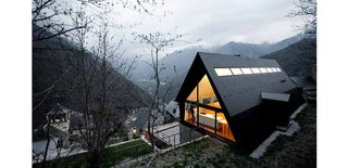 Modernizing An Historic House in the Pyrenees