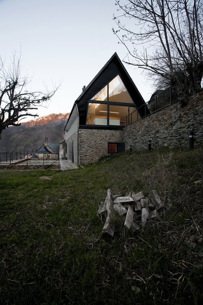 Modernizing An Historic House in the Pyrenees - Photo 3 of 6 -