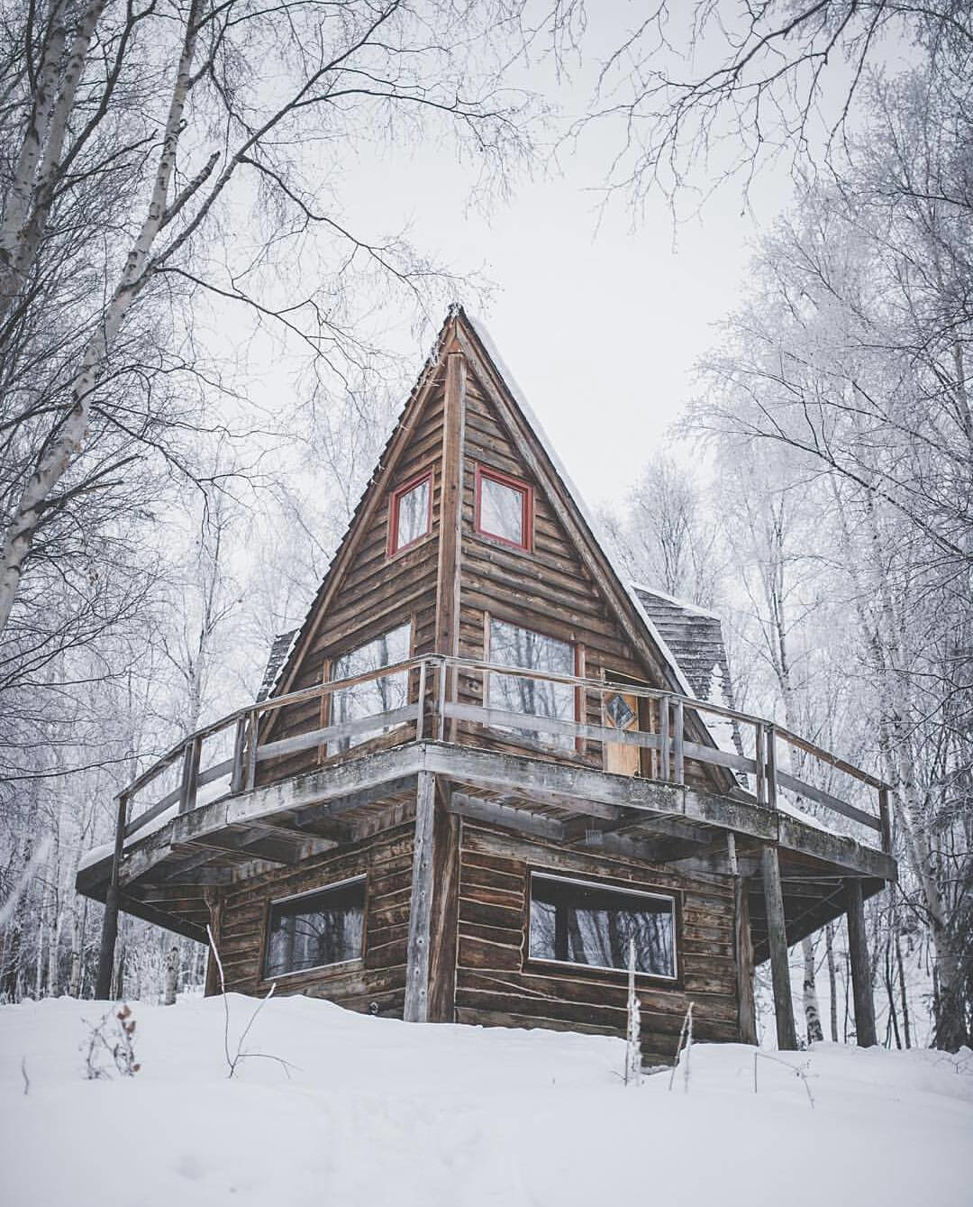 Photo 7 of 14 in 12 Cabin Escapes to Inspire Your Next Weekend Getaway