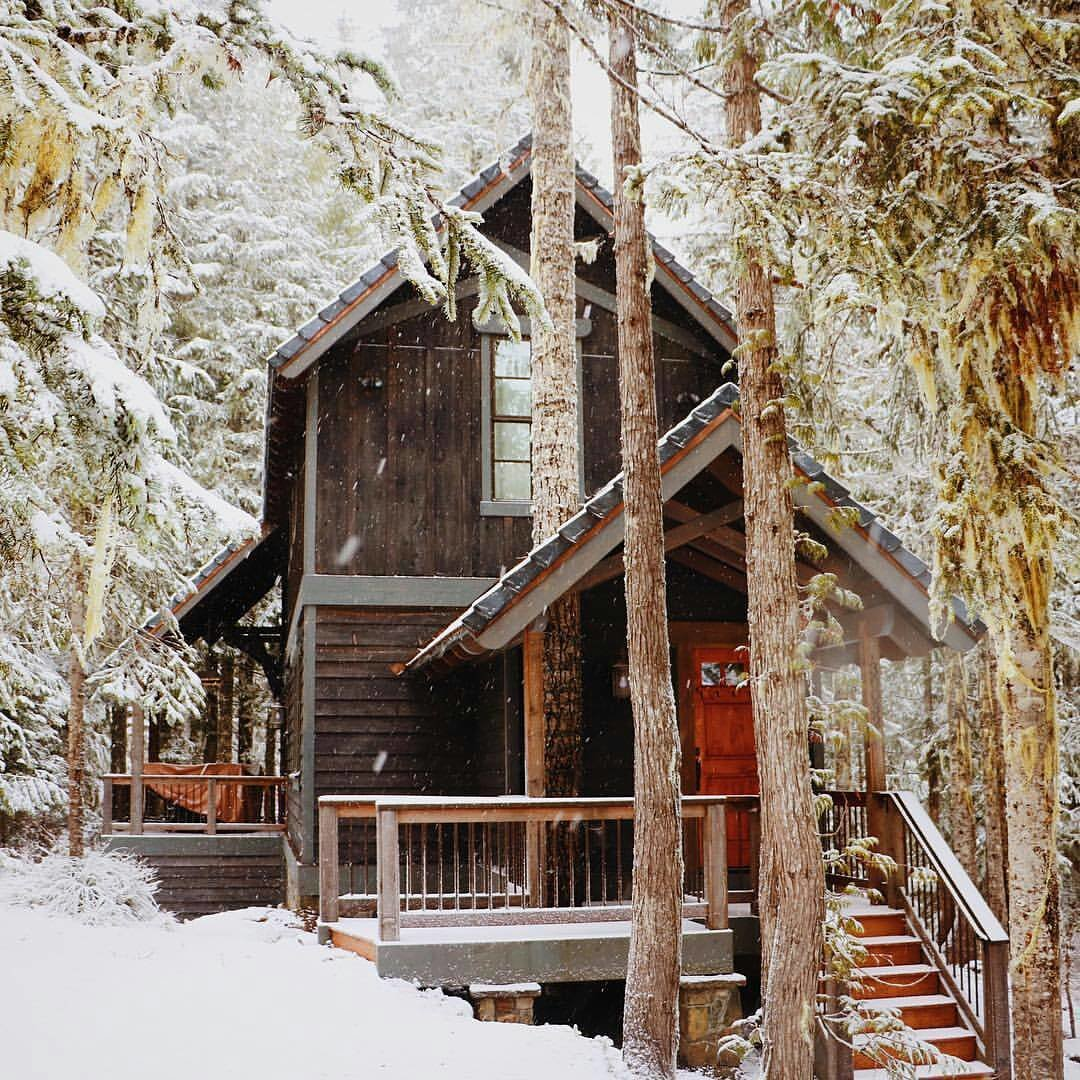 Photo 9 of 14 in 12 Cabin Escapes to Inspire Your Next Weekend Getaway