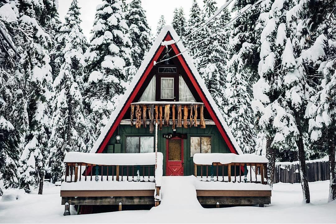 Photo 10 of 14 in 12 Cabin Escapes to Inspire Your Next Weekend Getaway