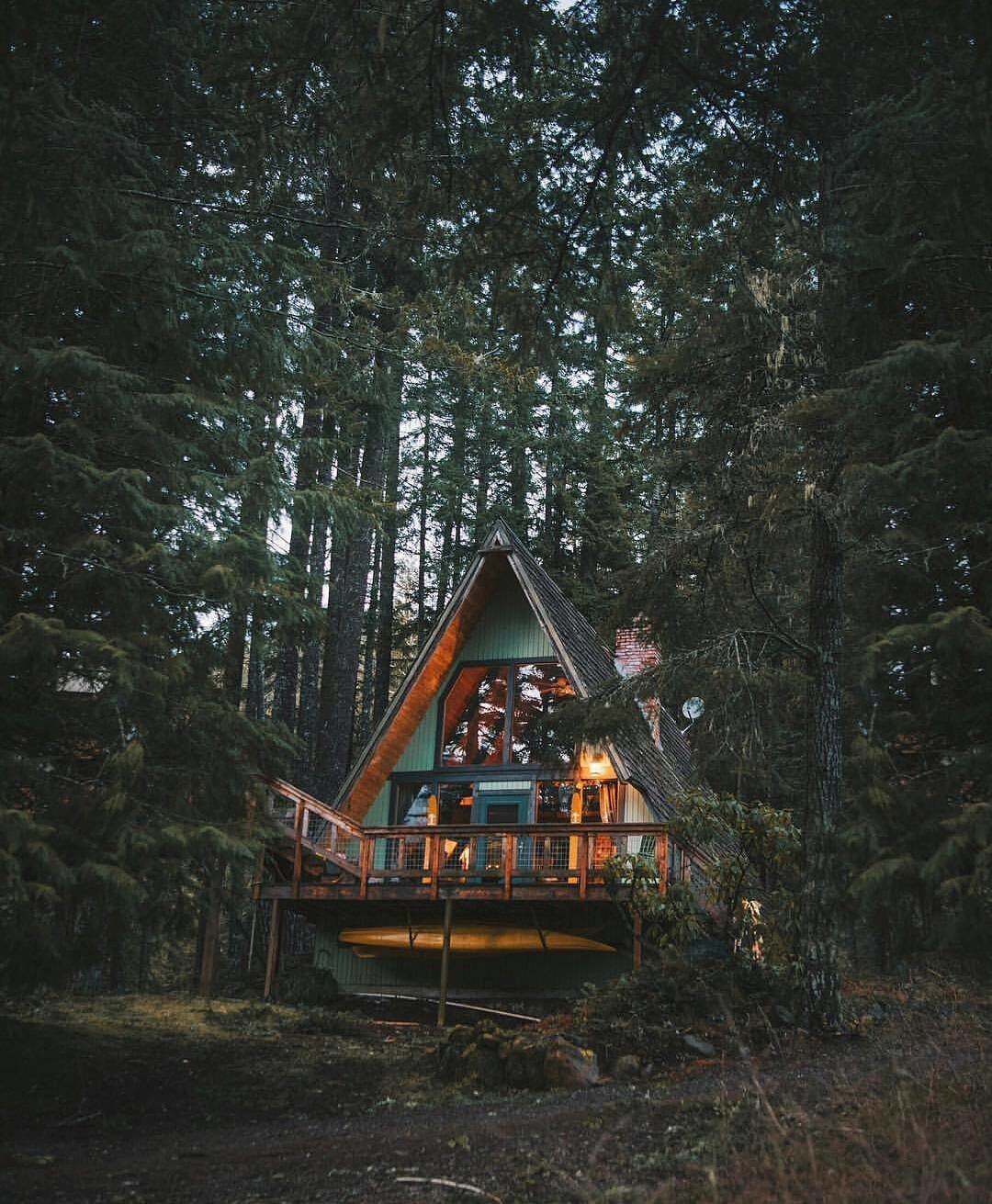 Photo 13 of 14 in 12 Cabin Escapes to Inspire Your Next Weekend Getaway