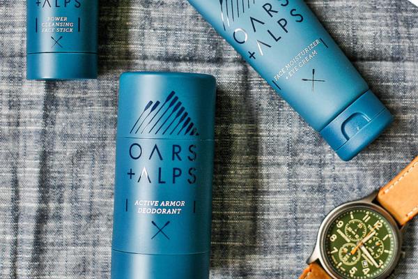 Oars & Alps Grooming Kit