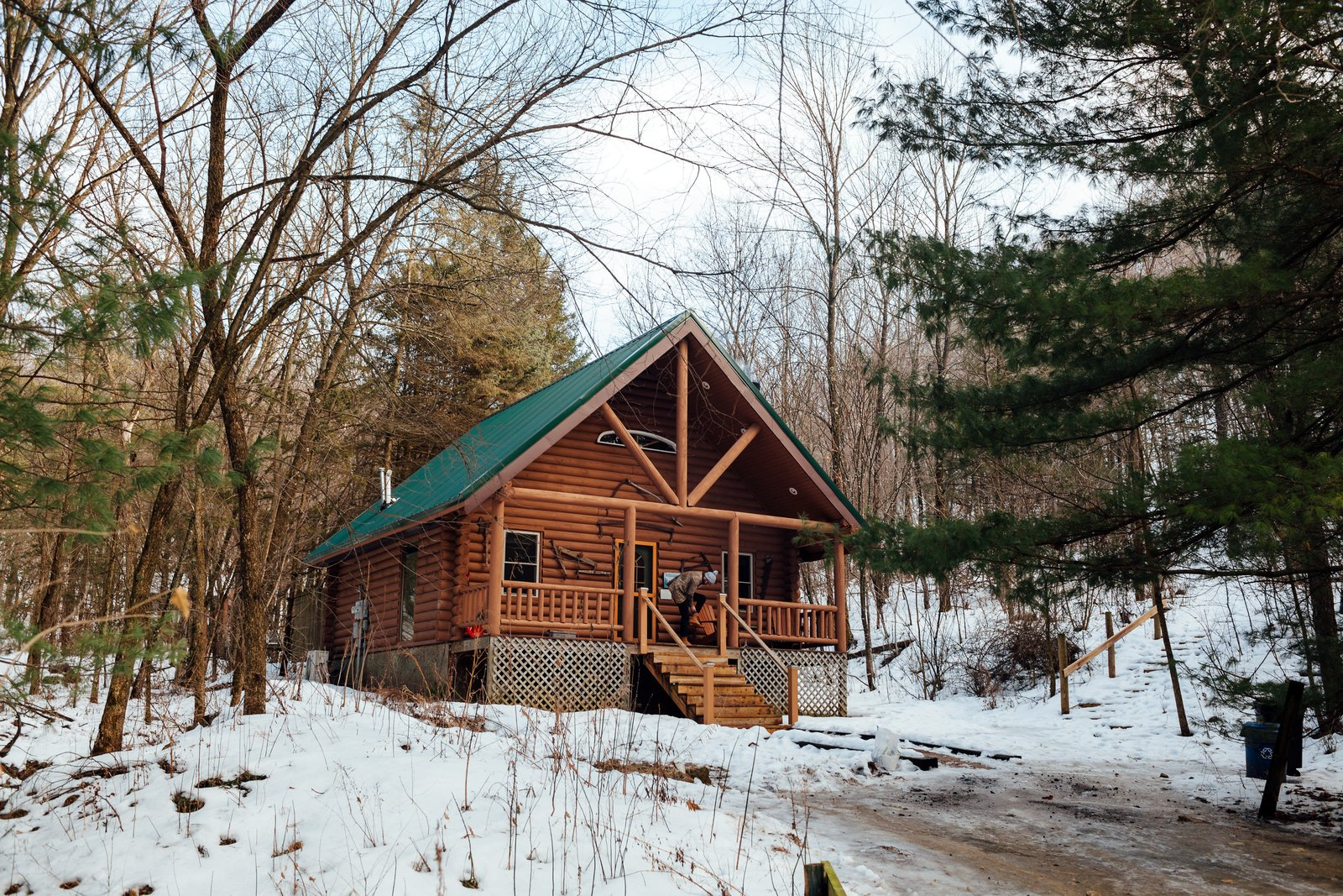Photo 8 of 9 in Add These Cabins to Your Bucket List