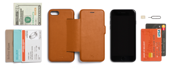 Leather iPhone 7 and 7+ Cases from Bellroy