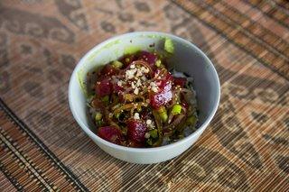 Recipe: Yellowfin Tuna Poké Bowl