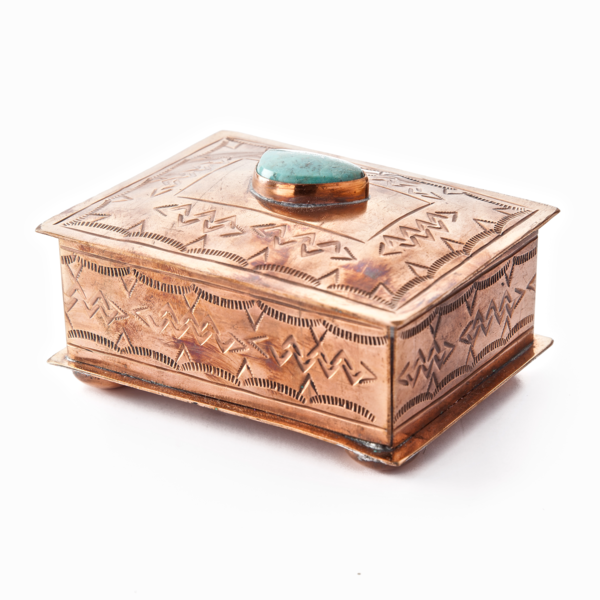 J. Alexander Jewelry Box