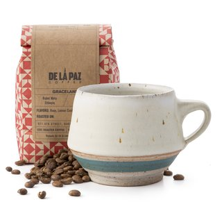 Stoneware Mug & Coffee Set