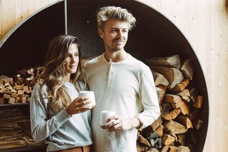 <i>Ally and Casey, the co-founders of Canyon Coffee</i>