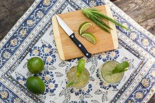 How to Make Aloe Vera Margaritas - Photo 1 of 5 -