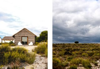 Portugal's Thatched-Roof Beach Cabins Bring the Outdoors In - Photo 2 of 5 -