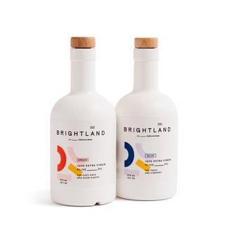 Brightland Alive + Awake Olive Oil Set