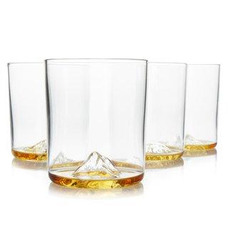 Whiskey Peaks Glassware