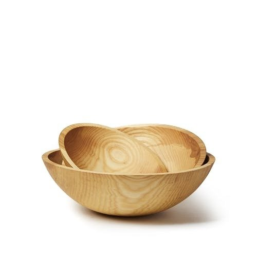 Crafted Wooden Bowls