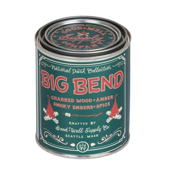 Big Bend Candle