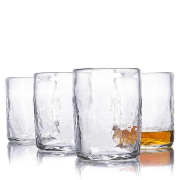 Oaxacan Natural Glass Tumblers