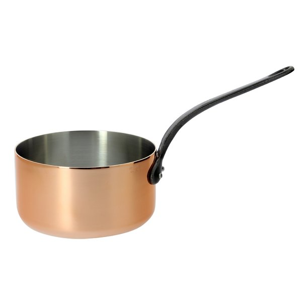 Copper Saucepans