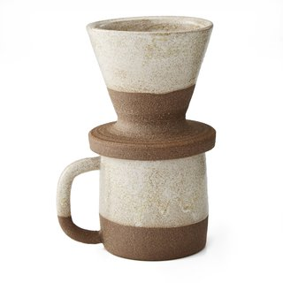 Handcrafted Pour Over System
