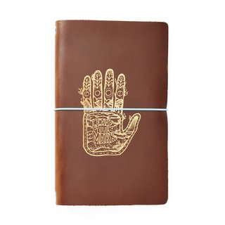 Artist Designed Expedition Notebook