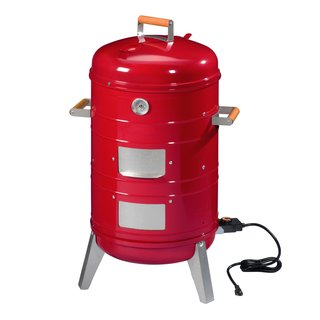 4-In-1 Smoker & Grill