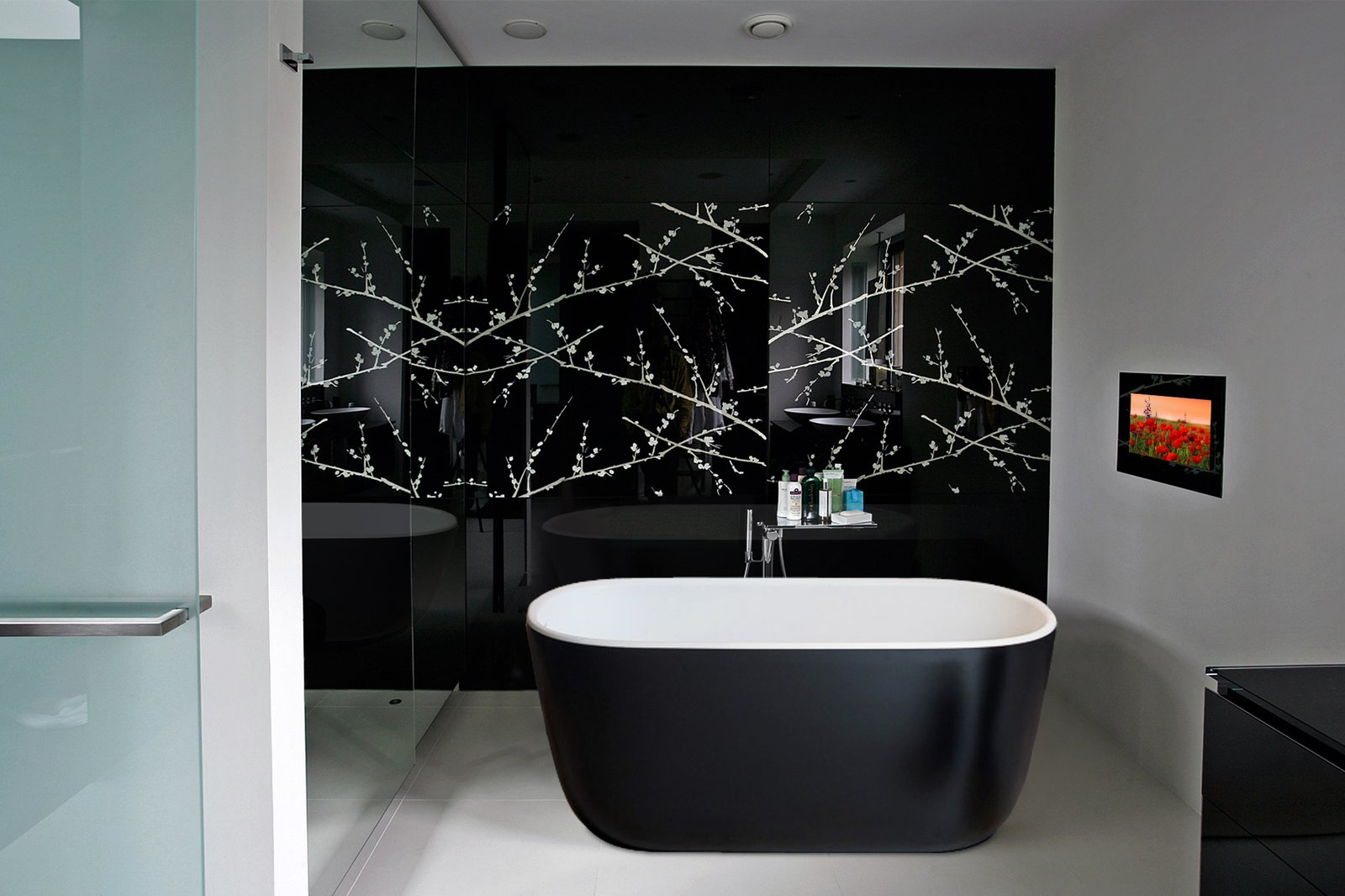 Five Petite Modern Freestanding Bathtubs