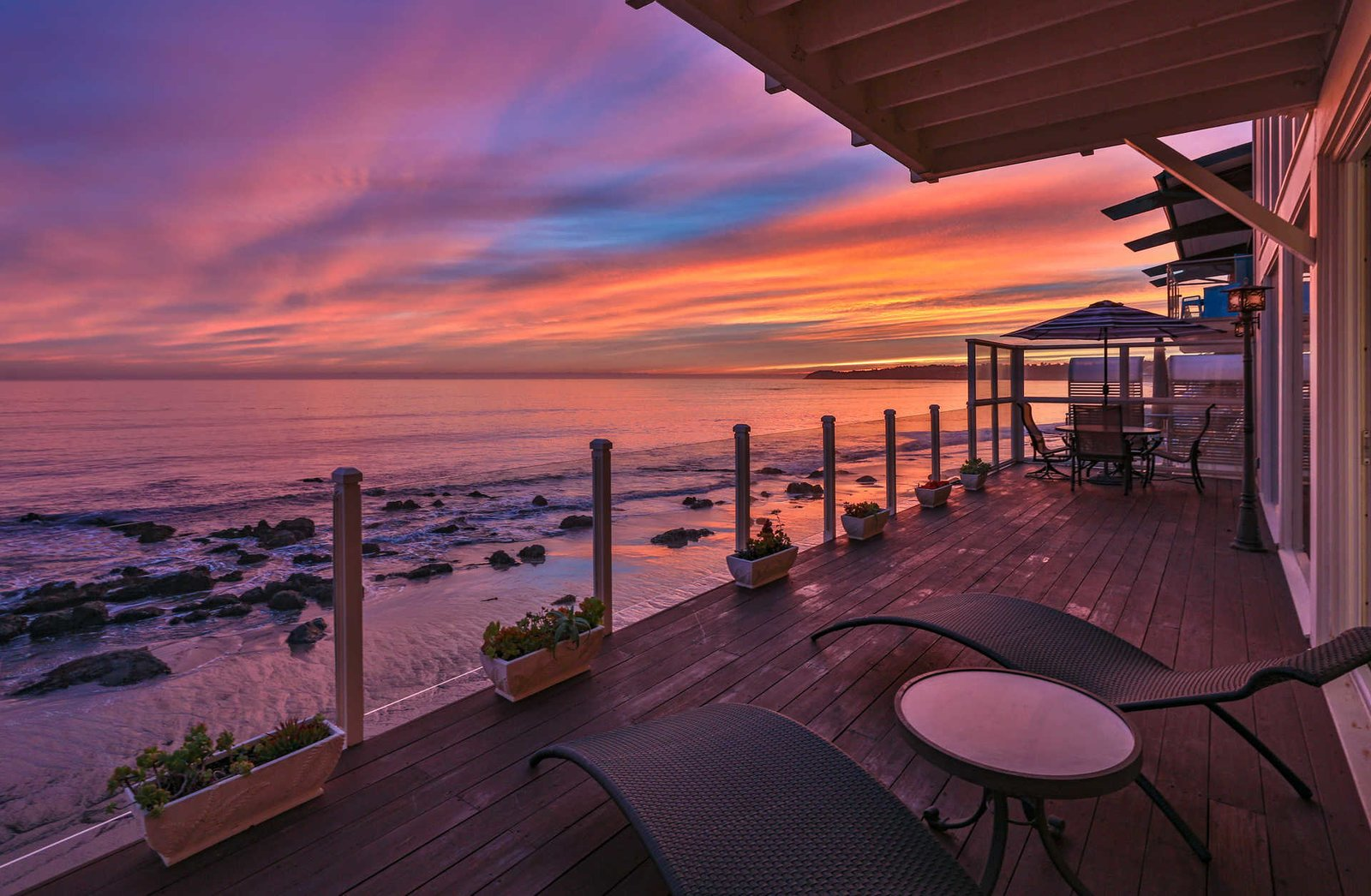 Exterior  It's All About The Light at This Traditional Malibu Beach House