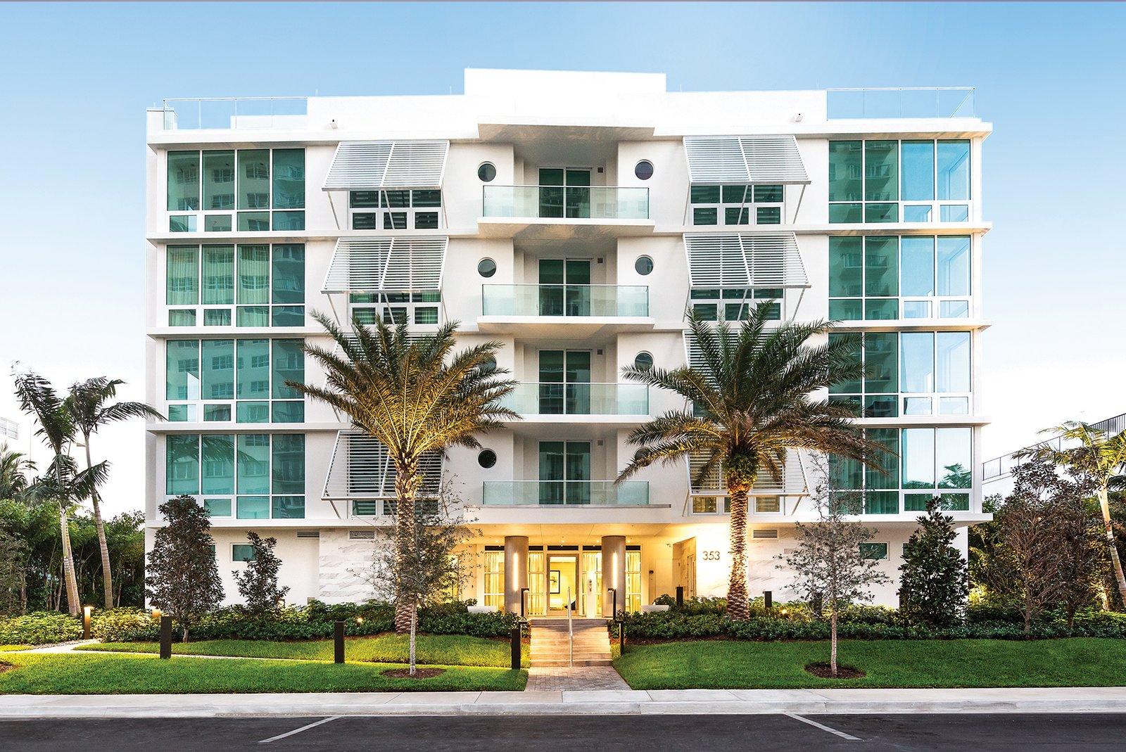 Exterior  Striking, Modern Waterfront Residences Debut Along Fort Lauderdale's Picturesque Sunset Lake