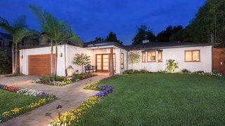 A Tranquil, Spanish-Style Compound in Studio City