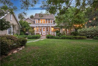 A Cape Cod-Inspired Gem in the Heart of Santa Monica