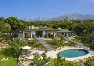An Artful, Architectural Retreat in Santa Barbara