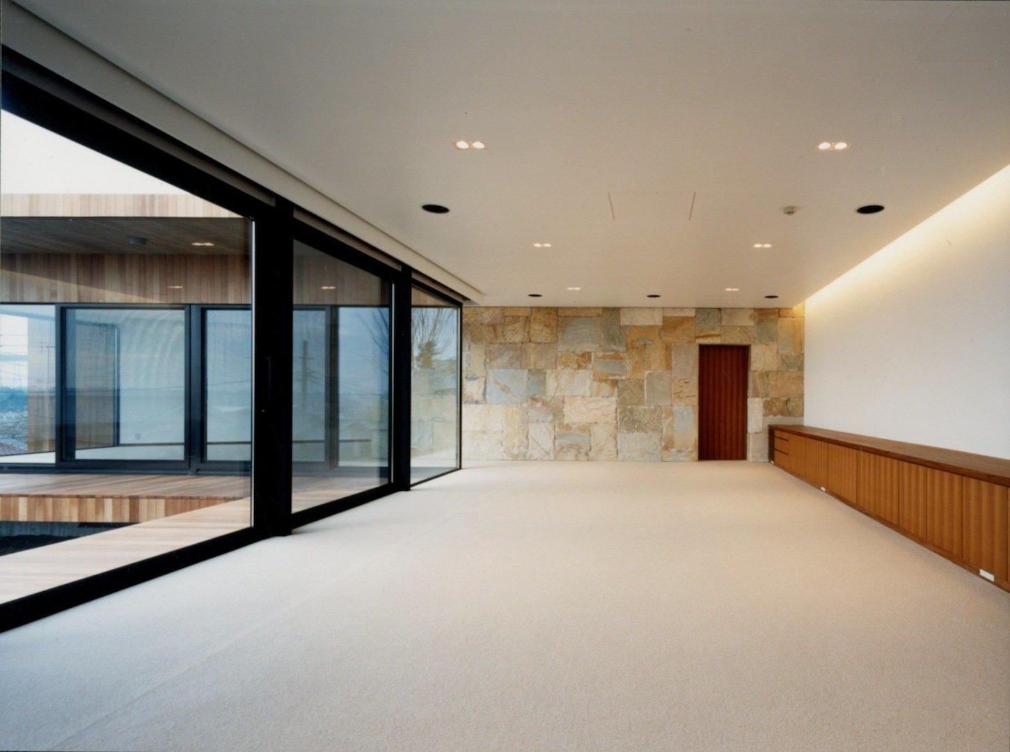 House in Okamoto by Nobuo Araki / The Archetype