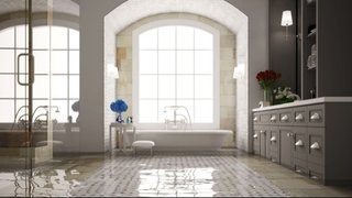 The Multi-Faceted Nature of a Wet Room