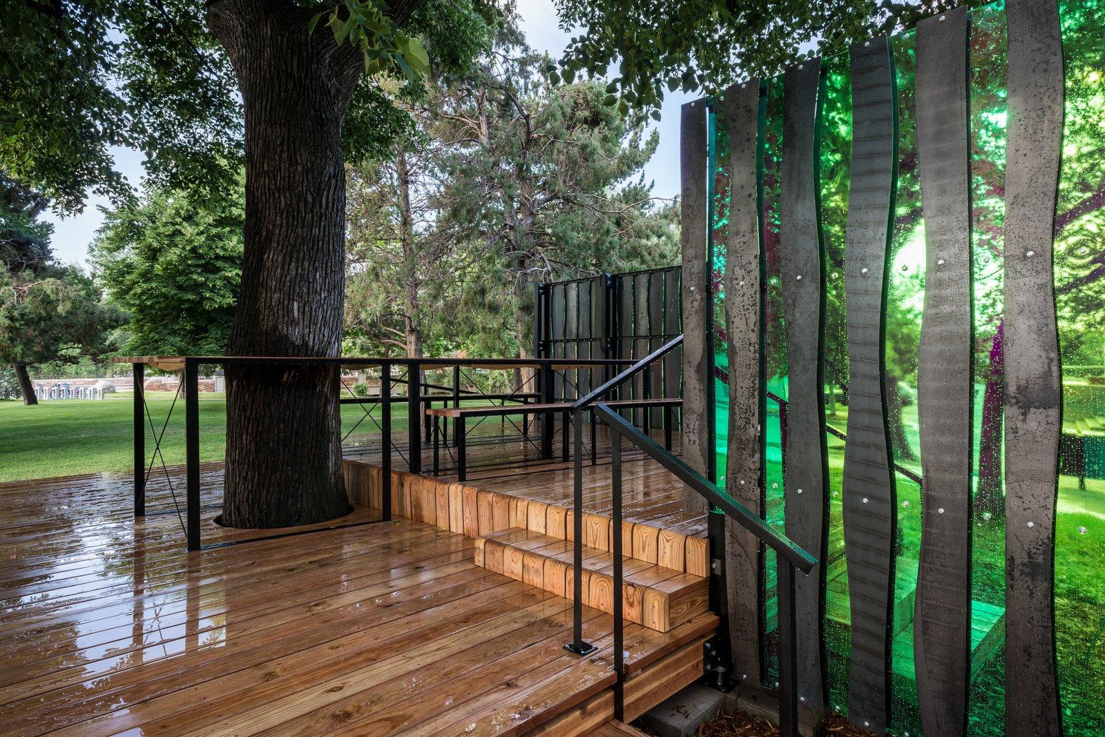 Tree x Office