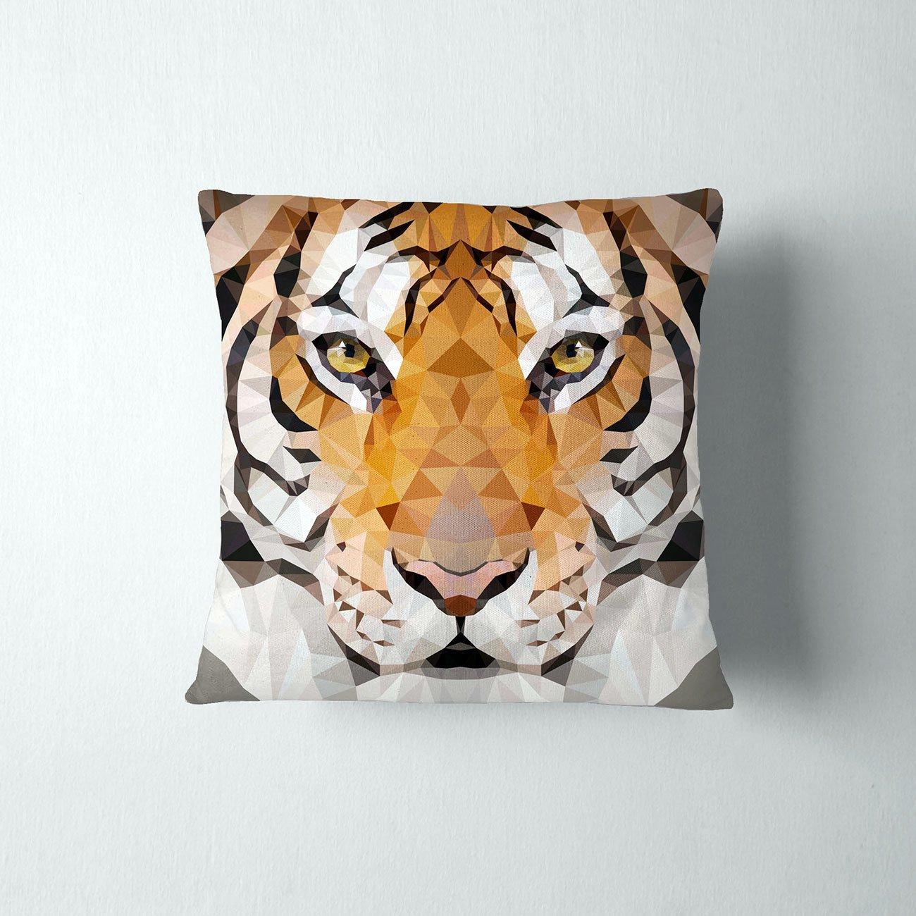 Photo 1 of 1 in Geometric Cat Pillowcases