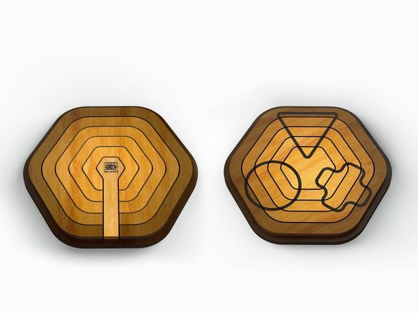 Echo Geometric Puzzle