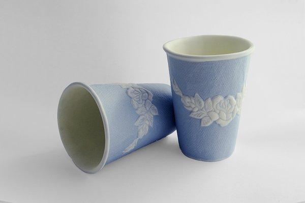 Finest Paperware Porcelain Cup