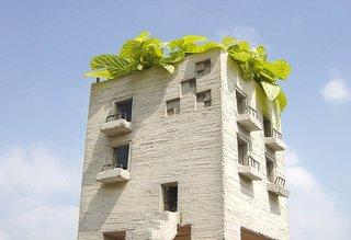 Mansion Planter