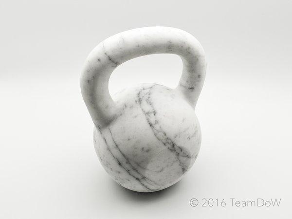 Marble Kettlebell